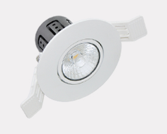 8.5W 700Lm MR16 Downlight CAMETA + dimmable driver