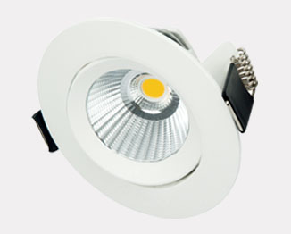 TYPE IC 8W 600lm ROTATION/TILT  MARS  DIMMABLE DOWNLIGHT