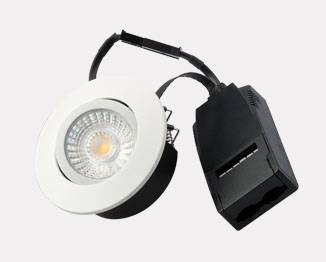 6W Ra82 JUPITER® 2.0 DIMMABLE IP44 DOWNLIGHTS