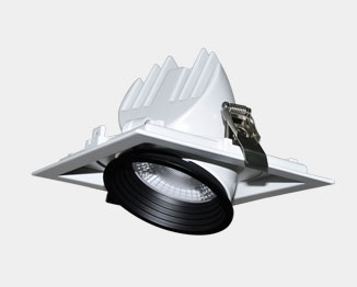 21W 2100LM MODUALR AND INTEGRATED LED DOWNLIGHT