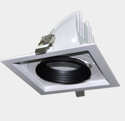 4000LM 43W MK RANGE OF ADJUSTABLE LED DOWNLIGHTS