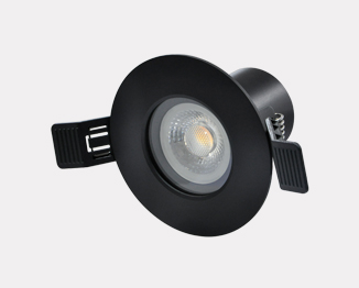 8.5W 600LM DIM TO WARM SATURN RECESSED DOWNLIGHT